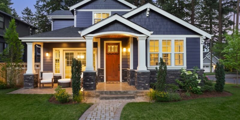 How to Upgrade Your Home's Exterior Decor