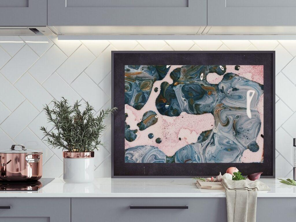 Types of Kitchen Wall Art