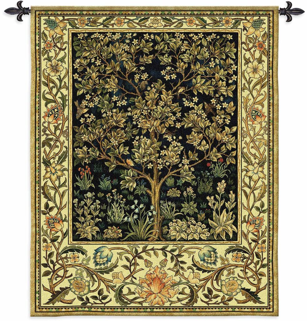 Chenille and Cotton Tapestry Cost