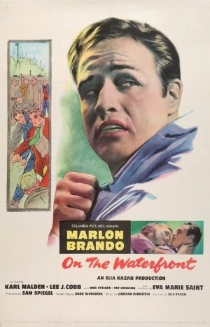 Classic Movie Poster - On the Waterfront (1954)