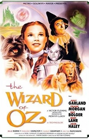 Classic Movie Poster - The Wizard of Oz (1939)