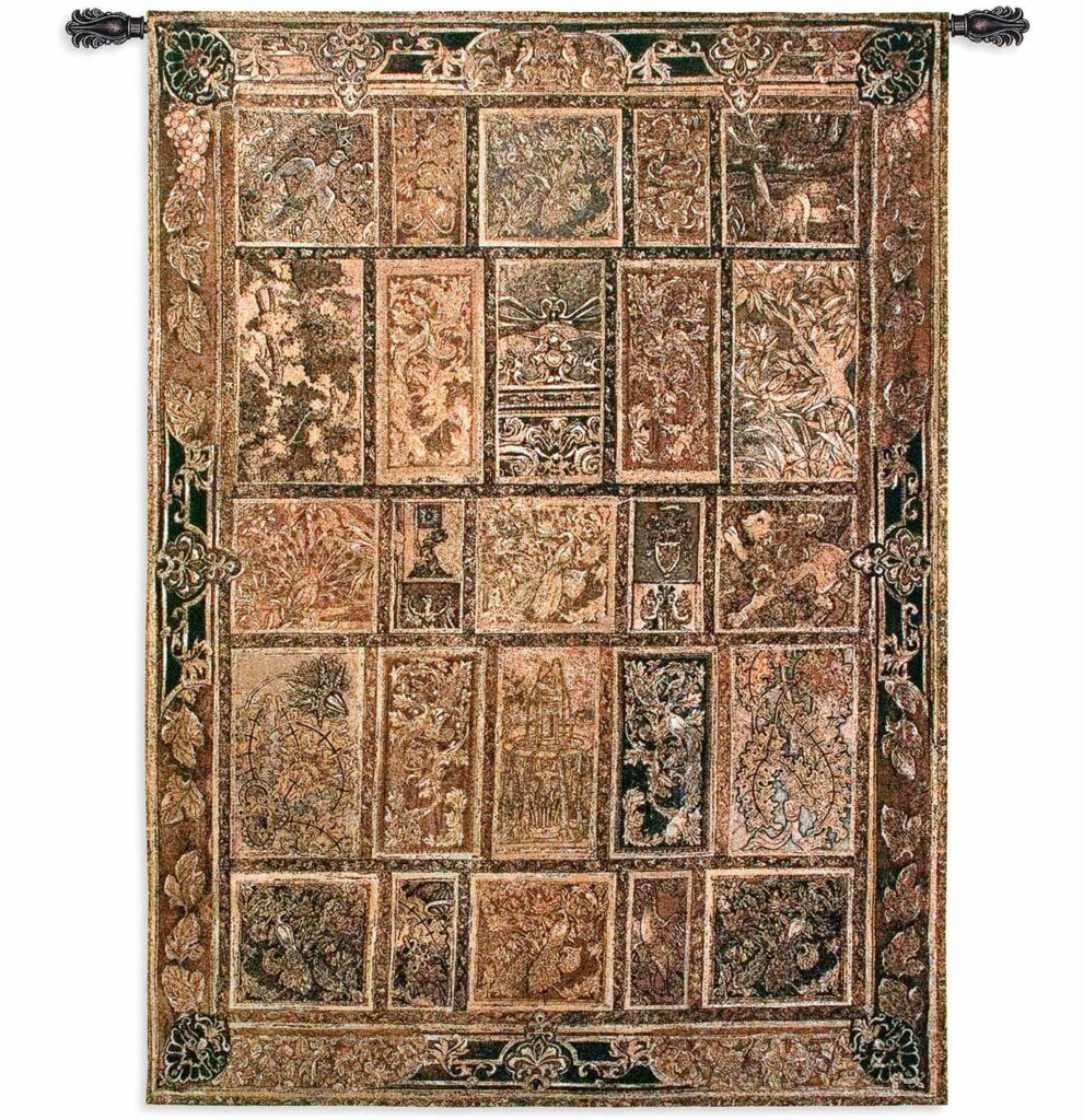 Cotton Tapestry Cost Example