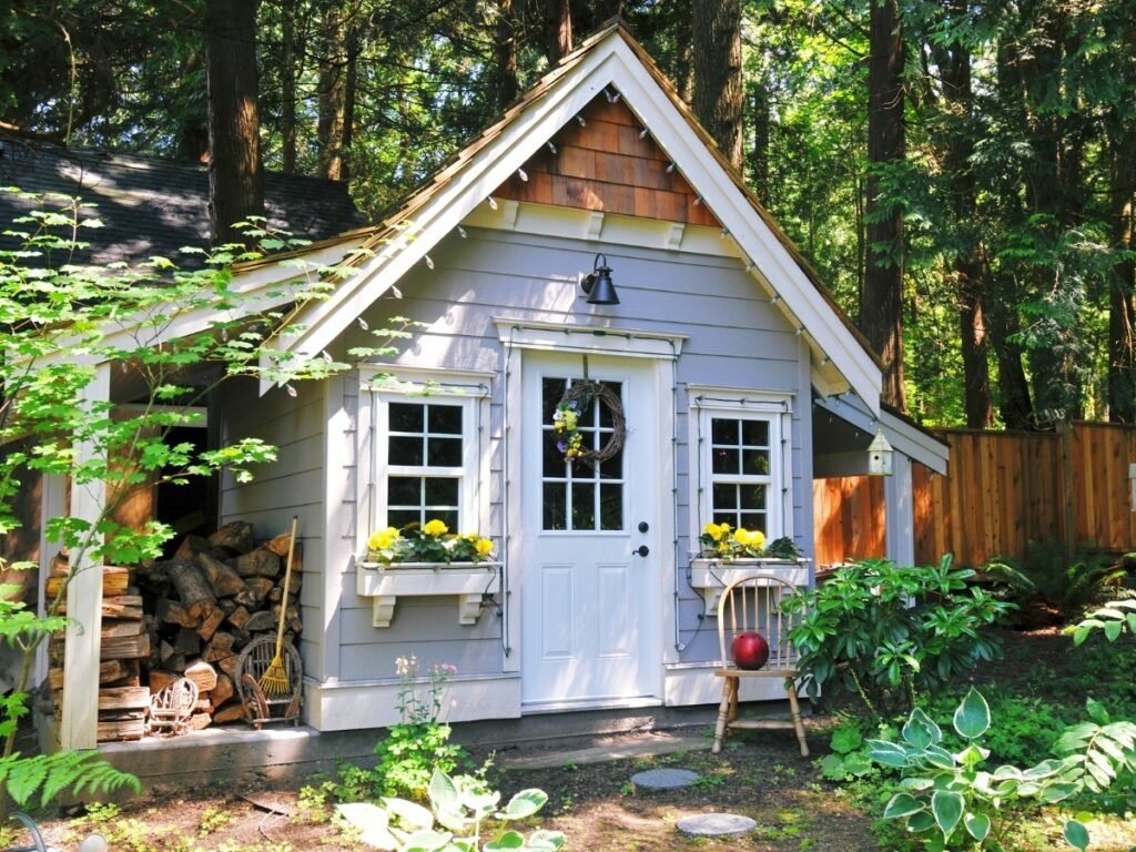 DIY Sheds vs Shed Kits