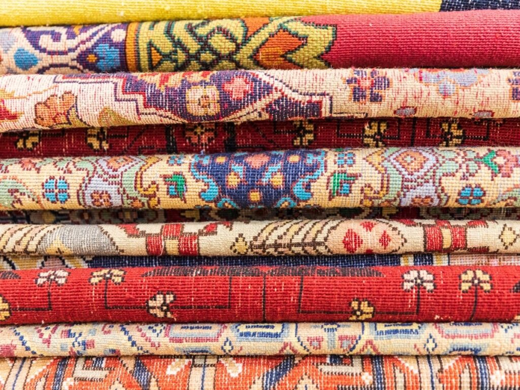 Folded Tapestries