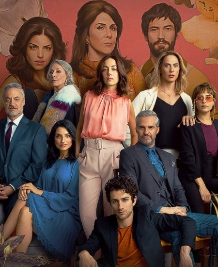 The House of Flowers - Spanish TV Show
