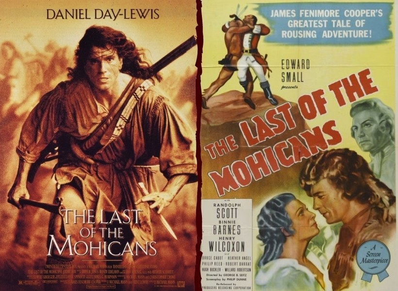 The Last of the Mohicans (1992 remake vs 1936 original)