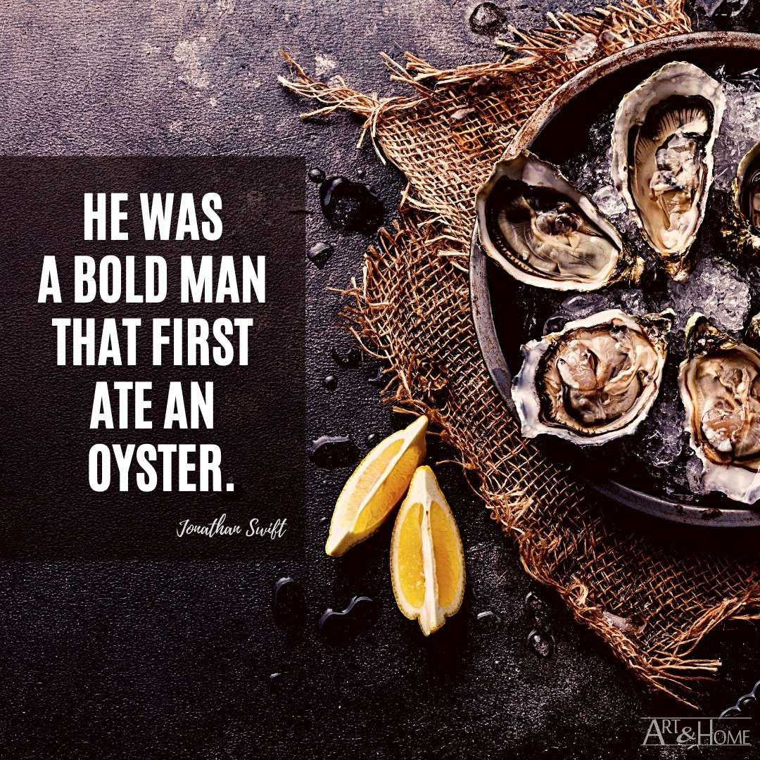 Food Quotes Oyster