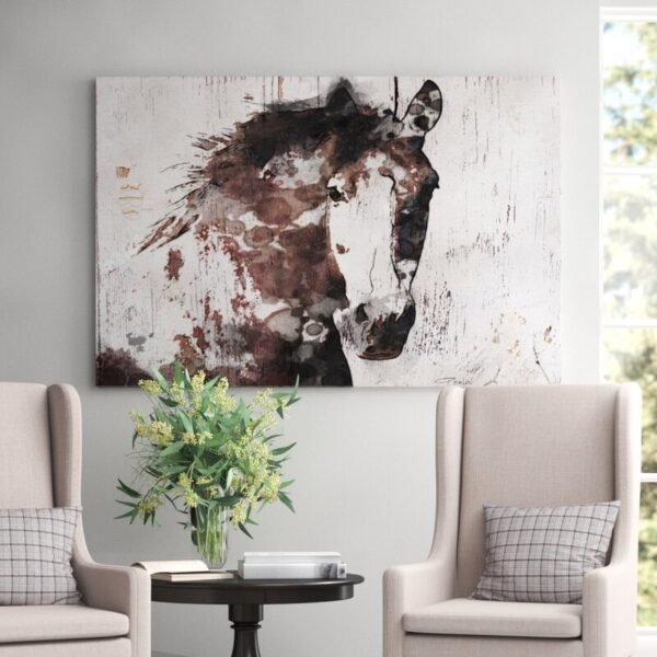 Gorgeous Horse by Irena Orlov Canvas