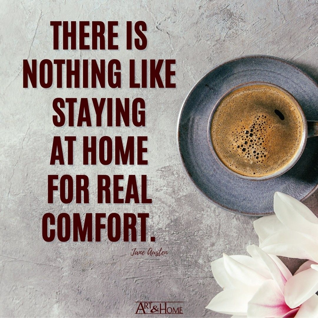 Jane Austen Staying at Home Quote Meme