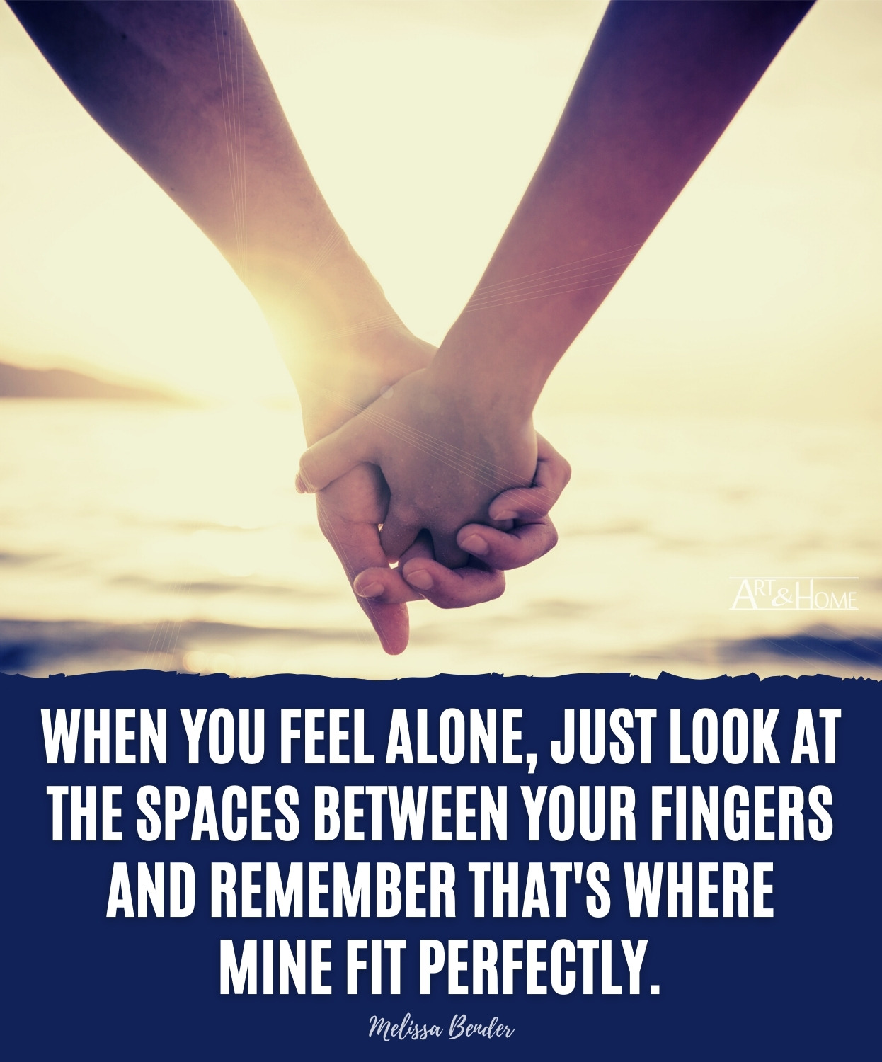 Melissa Bender Quote About Love