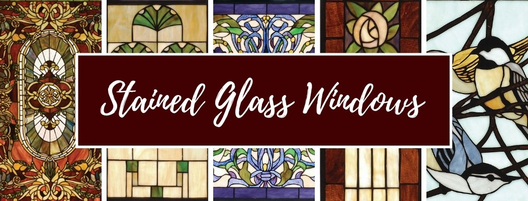 Stained Glass Windows & Panels