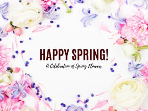Bright & Beautiful Images to Celebrate Spring