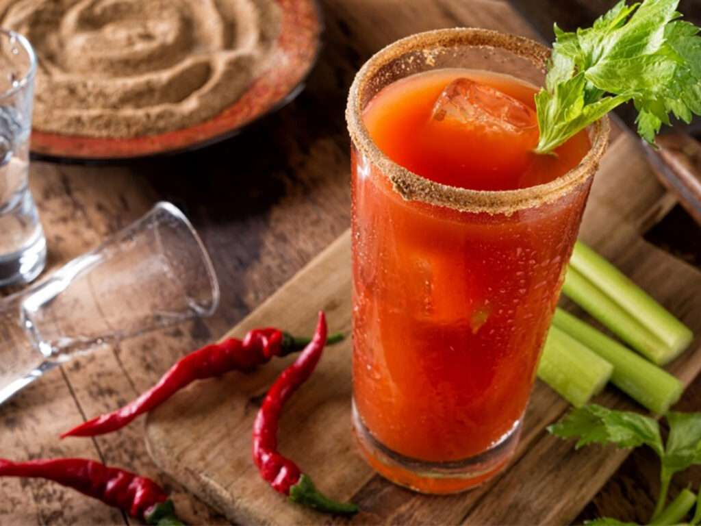 Canadian Slang - What is a Caesar Cocktail?