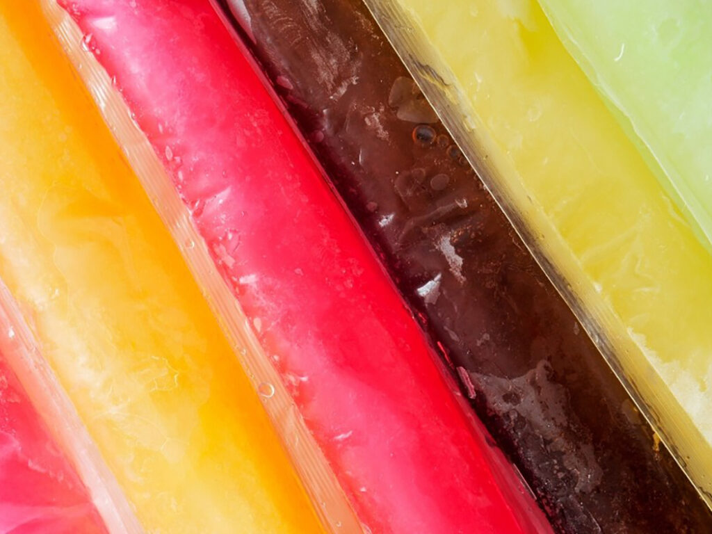 What are Freezies in Canada?