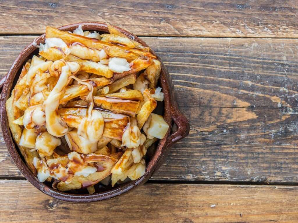 """Canadian Slang - What does """"Poutine"""" Mean?"""
