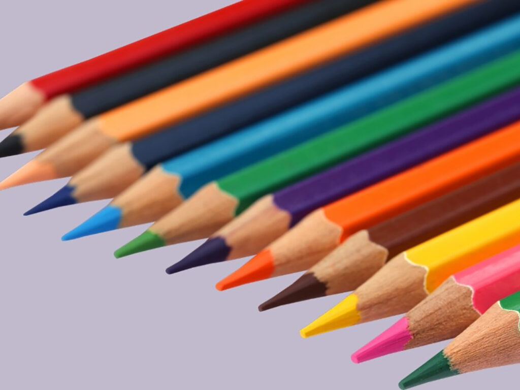 """Canadian Slang - What does """"Pencil Crayons"""" Mean?"""