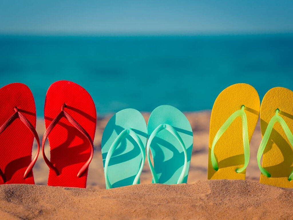 What are Thongs in Canada?