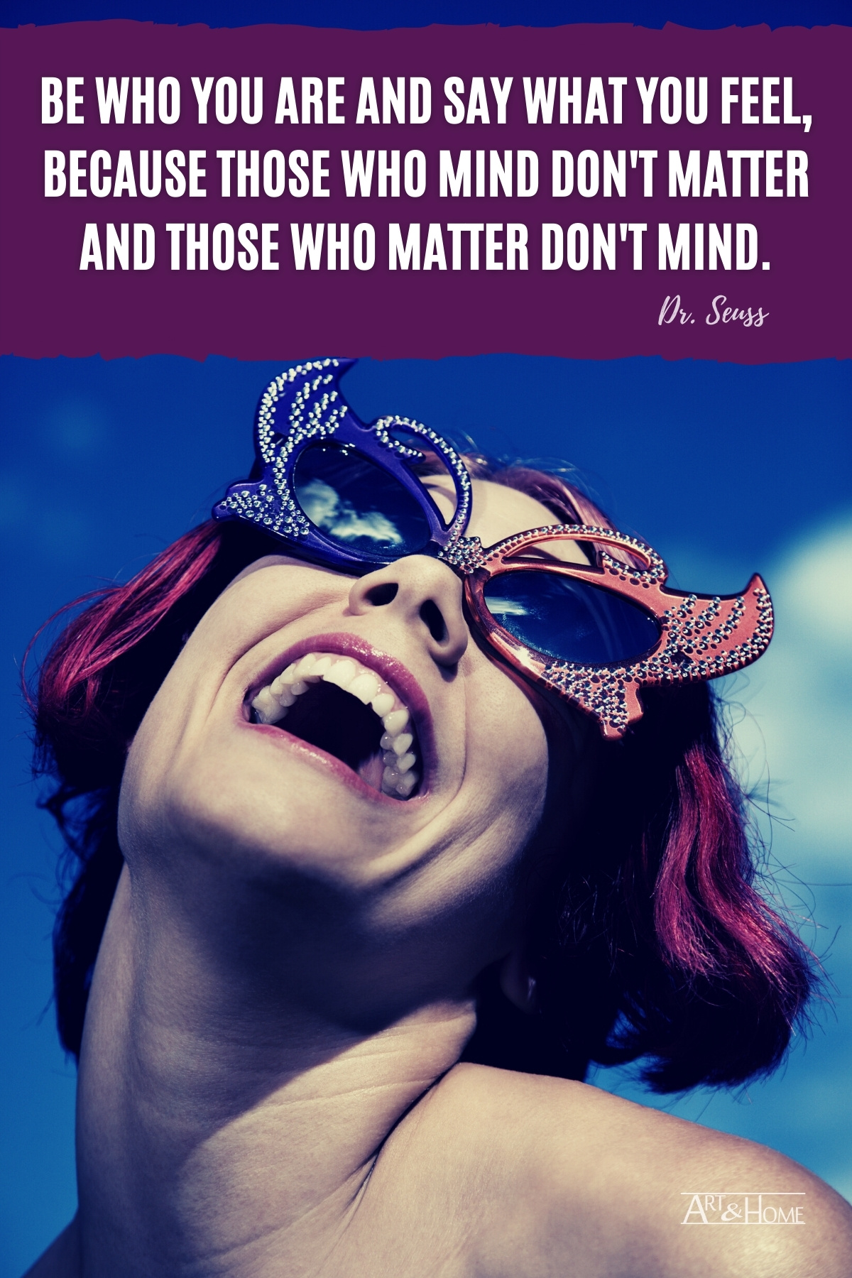 Dr Seuss Those Who Matter Don't Mind Quote