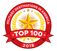 Top 100 Military Destinations in America