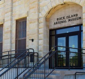 Rock Island Arsenal Museum Rock Island, IL
