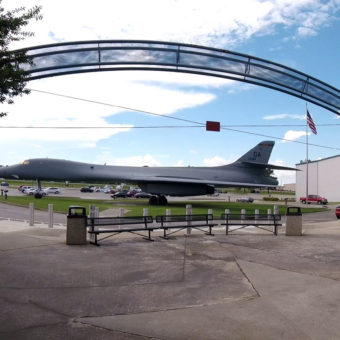 Museum of Aviation, Robbins AFB, GA