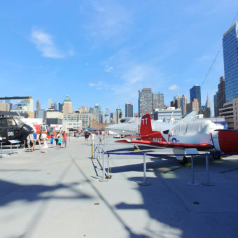 Intrepid Sea, Air & Space Museum, New York, New York