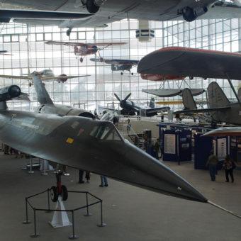 Museum of Flight, Seattle, WA.