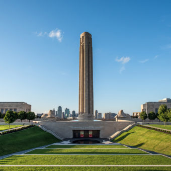 National World War I Museum and Liberty Memorial, Kansas City, Mo.