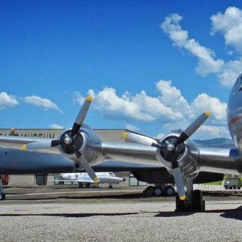 Hill Aerospace Museum, Ogden, UT.