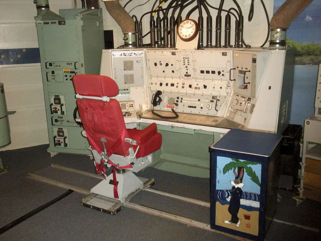 Ronald Reagan Minuteman Missile State Historic Site Cooperstown, ND.
