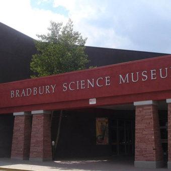 Bradbury Science Museum Los Alamos, NM