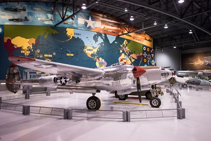 EAA Aviation Museum Oshkosh, WI