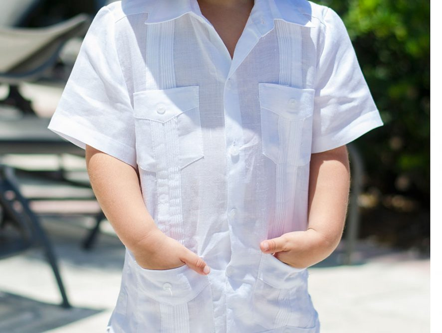 Guayabera 33186 for your school.