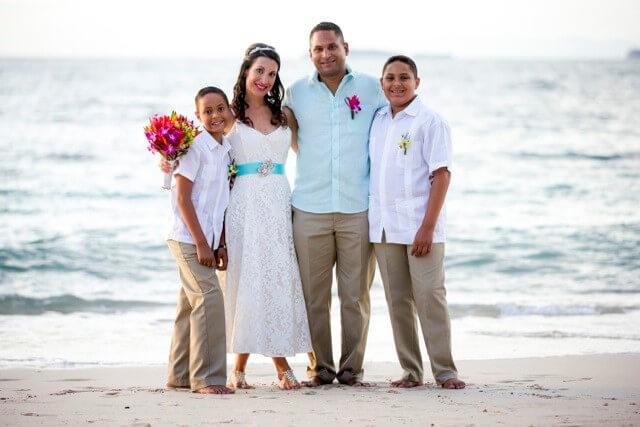 Guayabera Wedding Costa Rica