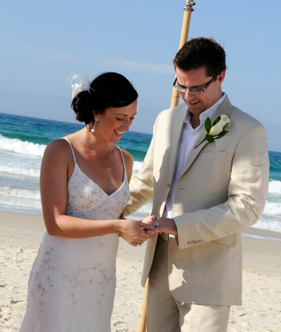 Why a Linen Suit for your Beach, Destination Wedding?