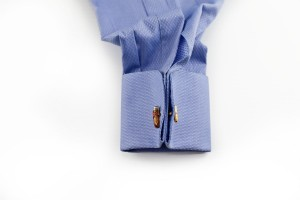 French Cuffs Guayabera
