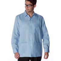Deluxe Linen Guayabera Shirt