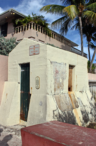 The Key west Cable hut