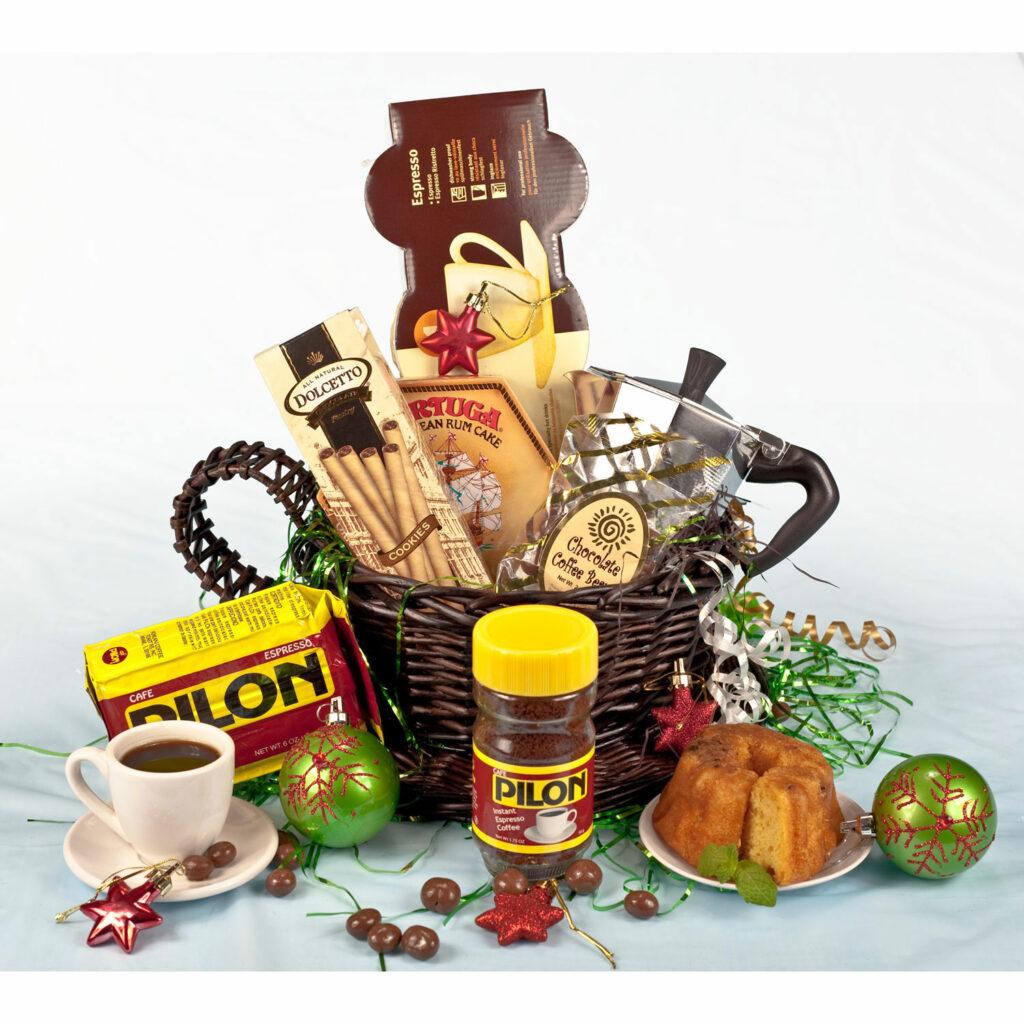 Corporate Basket by Mycubanstore.com