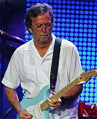 Eric Clapton Retro Cuban Shirt