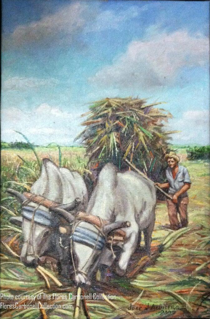 Cuban SUgar Industry Carretero