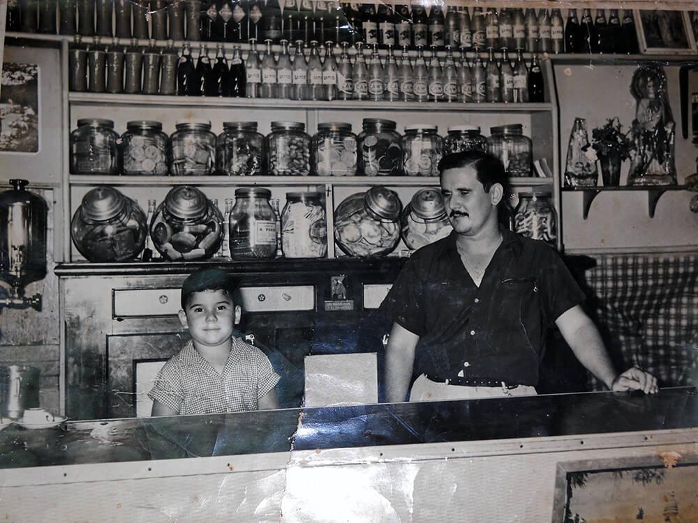 Cuban Business 1950