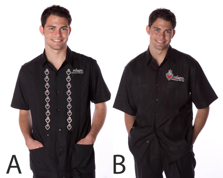 Mexican Restaurant Uniform