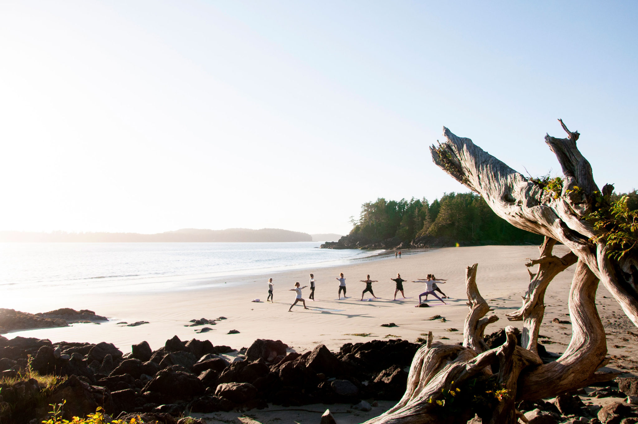 Tofino Yoga - Retreat