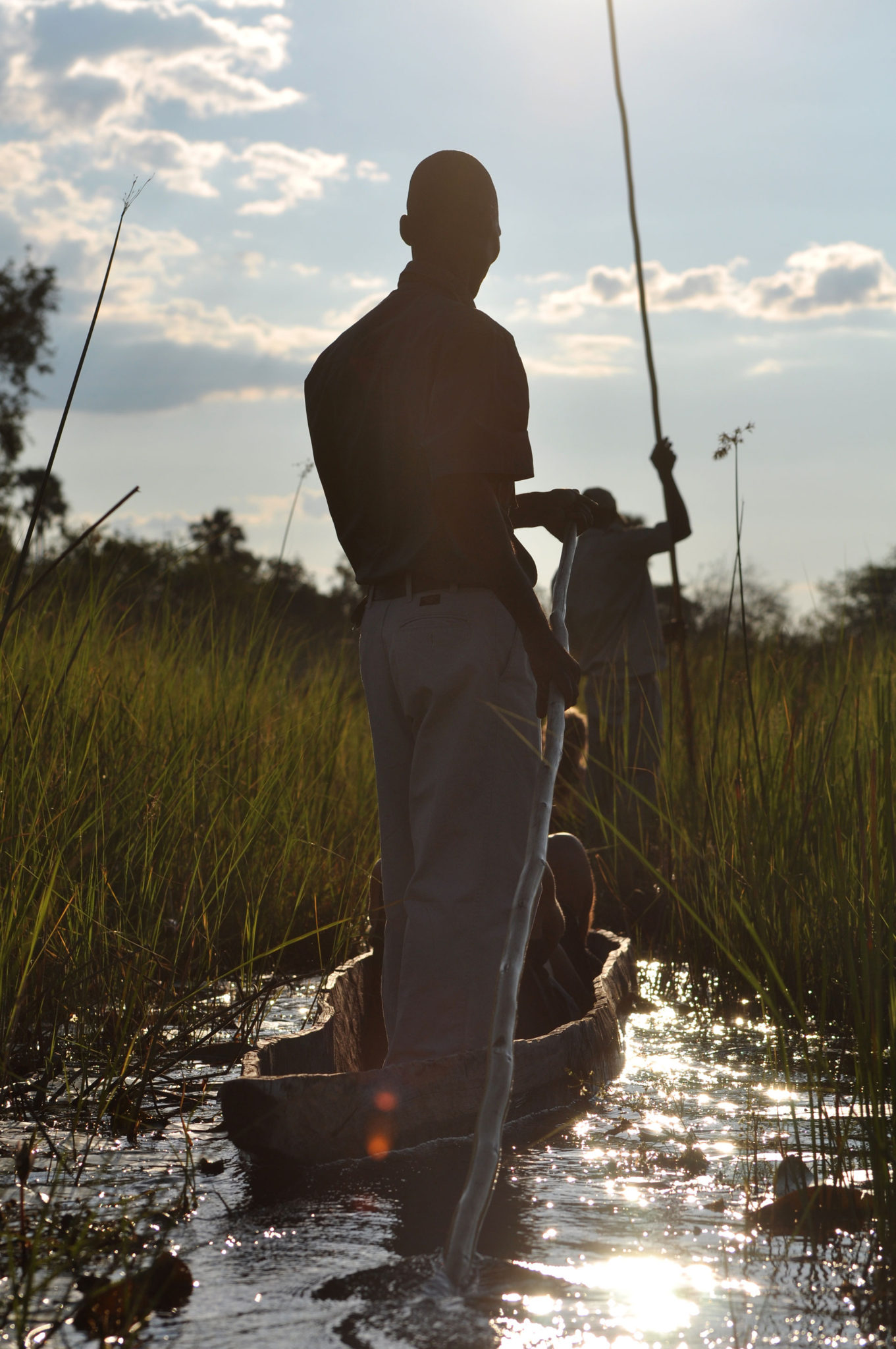 Mokoro Trips In The Okavango Delta