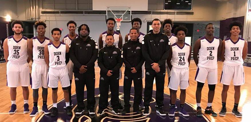 Dohn Panthers Basketball Schedule 2017- 2018