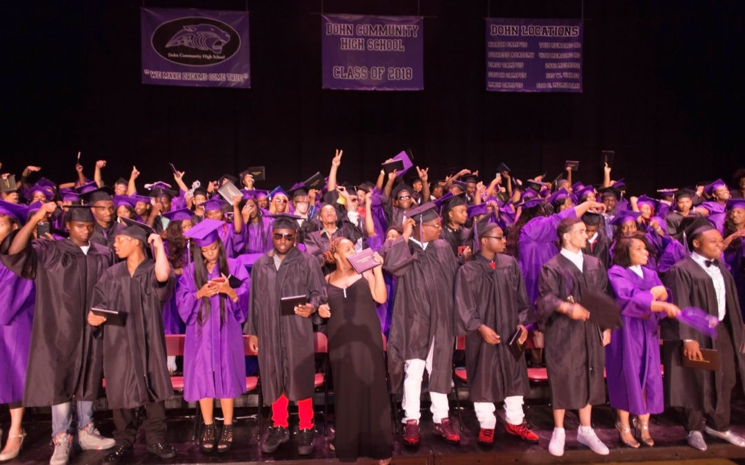 Record Breaking: Dohn Graduates 469 Students in 2018