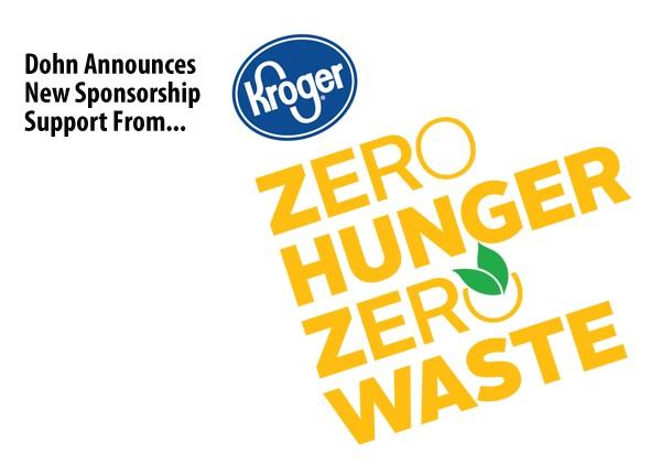 Kroger Zero Hunger Waste