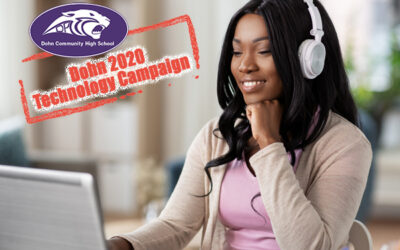 Thank You Donors! Dohn's 2020 Technology Campaign is a Great Success!