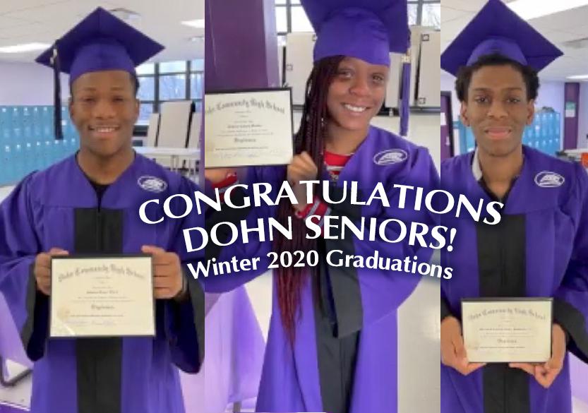 The Success of Dohn Graduations